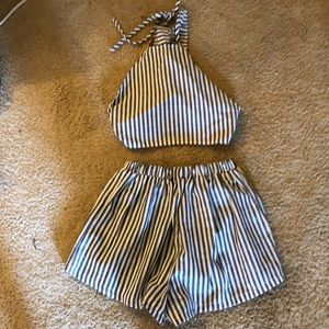 2 piece top and bottom